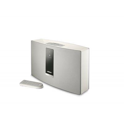Bose SoundTouch 20 bezdrôtový hudobný systém - biely
