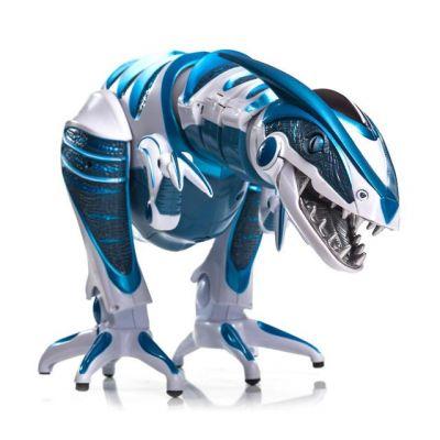 Inteligentný robot WowWee Roboraptor - modrý