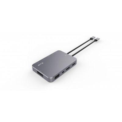 LMP USB-C Display dokovacia stanica - vesmírne šedá