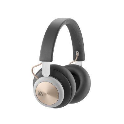 Beoplay H4 - bezdrôtové slúchadlá cez uši - sivé