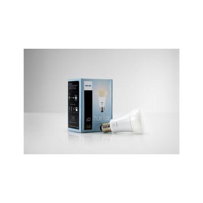 Philips - Hue Lux E27 samostatná žiarovka