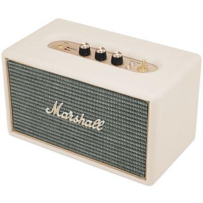 Marshall Acton Bluetooth reproduktor - krémový