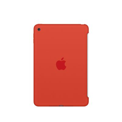 Obal na iPad mini 4 Apple Silicone Case - oranžový