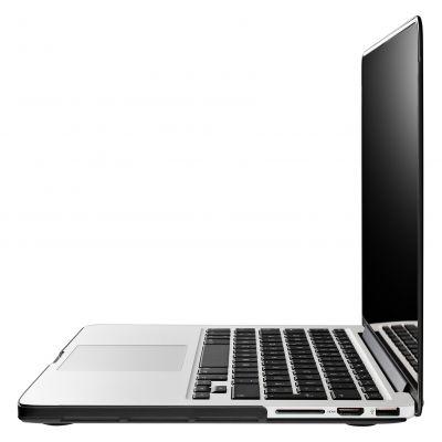 "Artwizz - Rubber Clip puzdro pre MacBook Pro s Retina displejom 13"" - čierny"