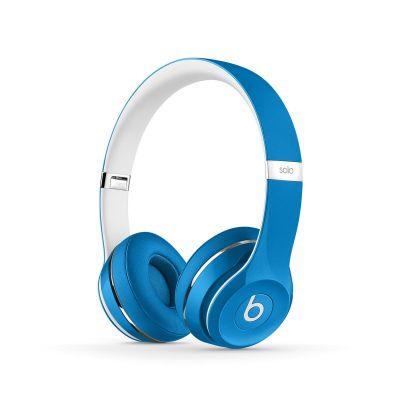 Beats by Dr. Dre - Solo² Luxe Edition - modré