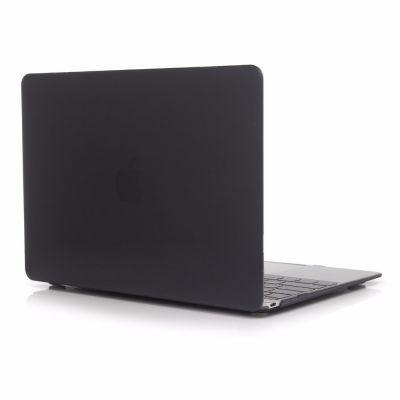 """SmartShell Crystal kryt pre MacBook 12"""" - čierny"""