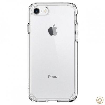 InnocentMade Crystal Air kryt pre iPhone 7/8