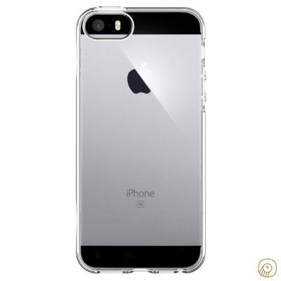InnocentMade Crystal Air kryt pre iPhone SE