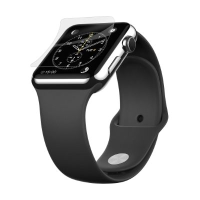 Belkin ScreenForce InvisiGlass® ochranné sklo pre Apple Watch 42 mm