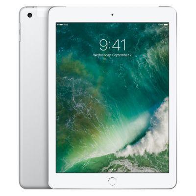 Apple iPad Wi-Fi + Cellular 128GB - strieborný
