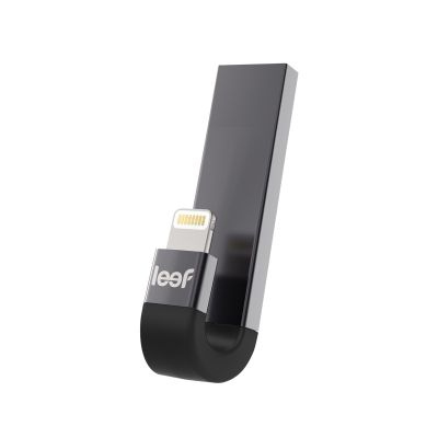 Leef iBridge 3 lightning flash disk 64GB - strieborný