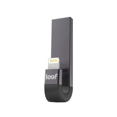 Leef iBridge 3 flash disk 128GB - strieborný