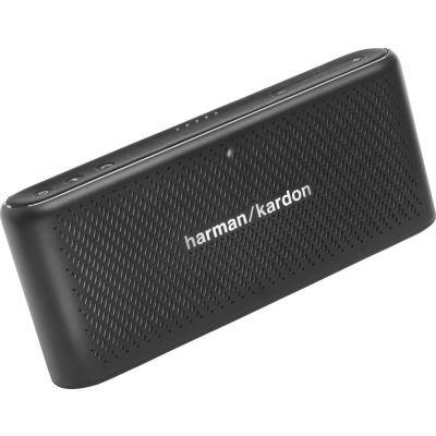 Harman Kardon Traveler - prenosný mini reproduktor, 2x5W, Bluetooth - čierny