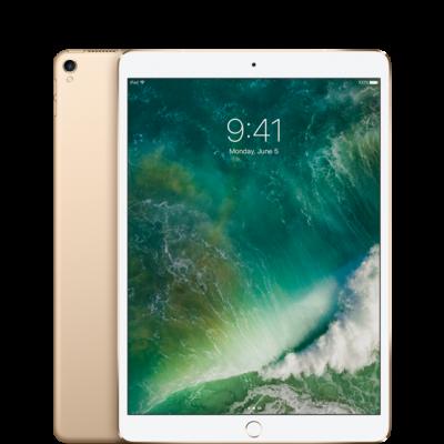10,5 palcový iPad Pro Wi‑Fi + Cellular 256 GB – zlatý