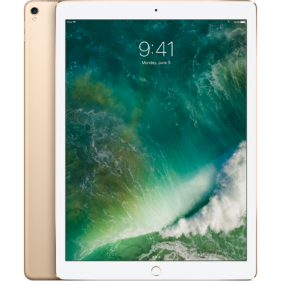 12,9 palcový iPad Pro Wi‐Fi 64 GB – zlatý
