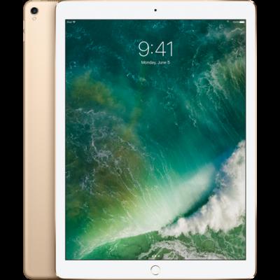 12,9 palcový iPad Pro Wi‐Fi + Cellular 64 GB – zlatý