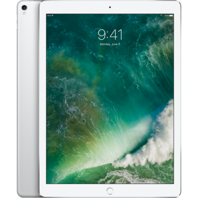 12,9 palcový iPad Pro Wi‐Fi + Cellular 256 GB – strieborný