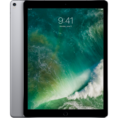 12,9 palcový iPad Pro Wi‐Fi + Cellular 256 GB – vesmírne šedý