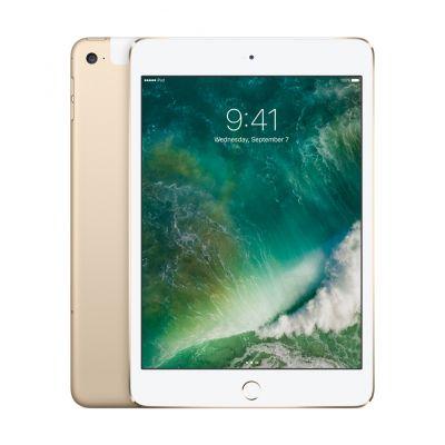 iPad mini 4 Wi-Fi + Cellular 128GB zlatý