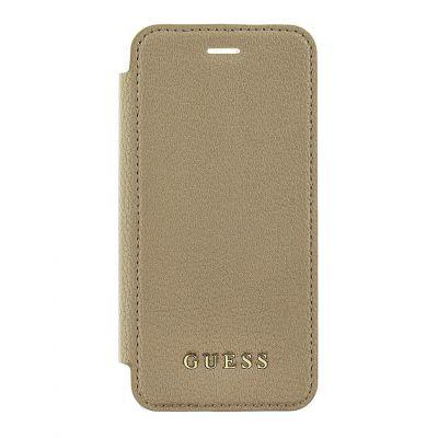 Guess IriDescent Book peňaženkový obal pre iPhone 8/7/6s/6