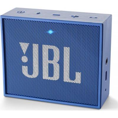 JBL GO - Bluetooth mini reproduktor - modrý