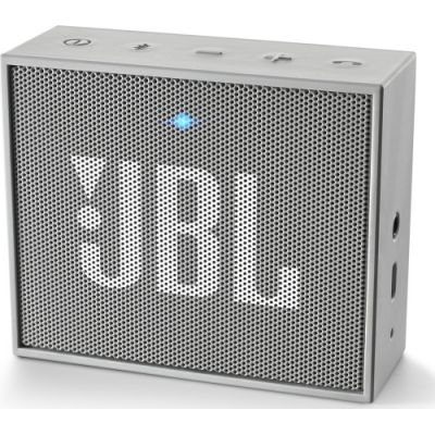 JBL GO - Bluetooth mini reproduktor - sivý