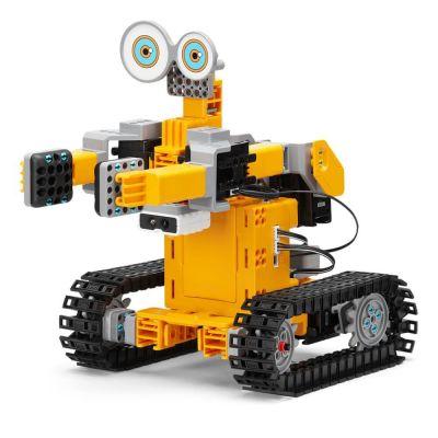 UBTECH Jimu - TankBot - interaktívny robot - stavebnica