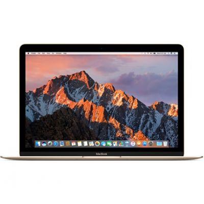 """Apple MacBook 12"""" 256 GB, mnyk2sl/a - zlatý"""
