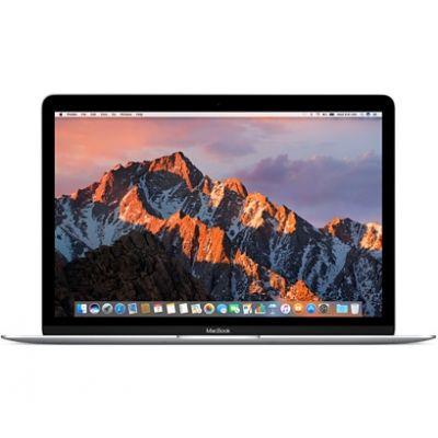 """Apple MacBook 12"""" 256 GB, mnyh2sl/a - strieborný"""