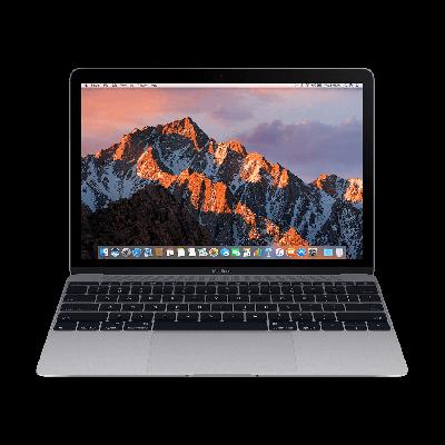 """MacBook 12"""" 256GB kozmicko sivý (2016) (vystavený, záruka 1 rok)"""