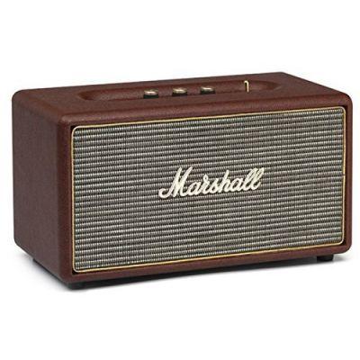 Marshall Stanmore bluetooth reproduktor - hnedý