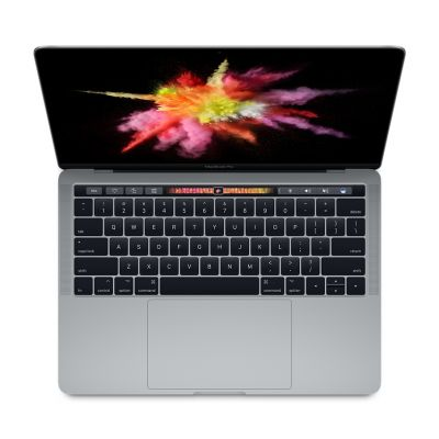 "Apple MacBook Pro 13"" Touch Bar a Touch ID 3,1 GHz, 512 GB úložisko, mpxw2sl/a - vesmírne šedý"