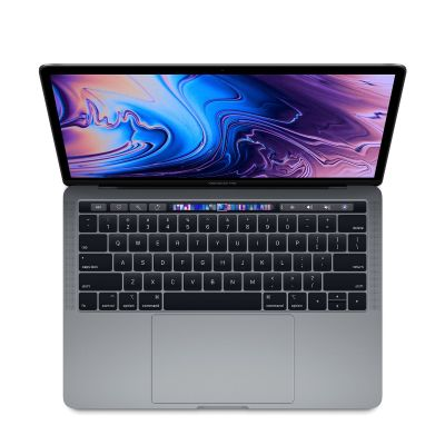 "MacBook Pro 13"" 256GB Touch Bar a Touch ID kozmicko sivý"