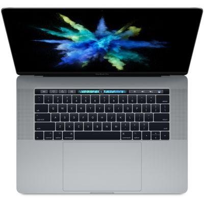 """Apple MacBook Pro 15"""" Touch Bar a Touch ID 2,8 GHz, 256 GB úložisko, mptr2sl/a - vesmírne šedý"""