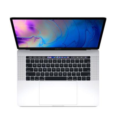 "MacBook Pro 15"" 512GB Touch Bar a Touch ID strieborný"