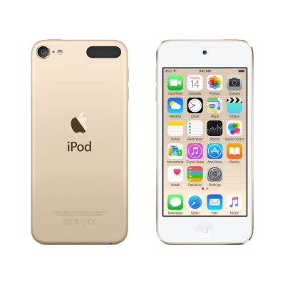 iPod touch 64GB (6th gen.) - gold mkhc2hc/a