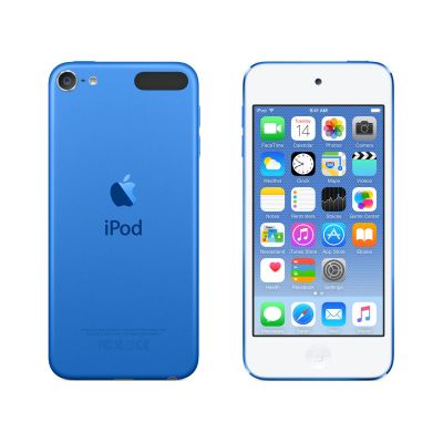 iPod touch 16GB (6th gen.) - blue
