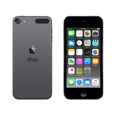 iPod touch 16GB (6th gen.) - space gray