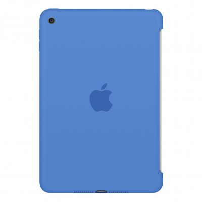 Obal na iPad mini 4 Apple Silicone Case - kráľovsky modrý