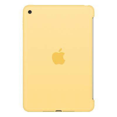 Obal na iPad mini 4 Apple Silicone Case - žltý