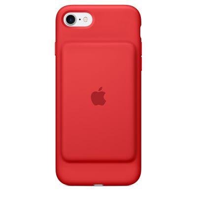 Apple - iPhone 7 inteligentný kryt s batériou - biely