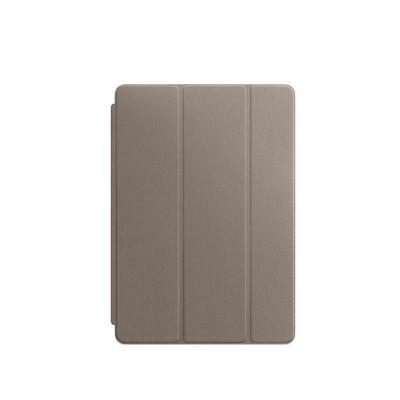 Kožený Smart Cover na 10,5palcový iPad Pro - dymový
