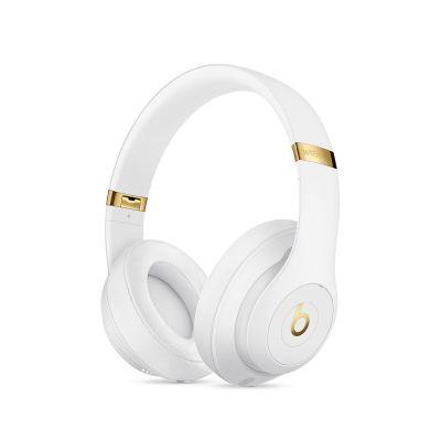 Beats by Dr. Dre - Studio3 bezdrôtové slúchadlá cez uši - biele