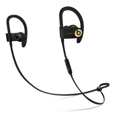 Bezdrôtové slúchadlá Beats Powerbeats3 Wireless - čierno zlaté
