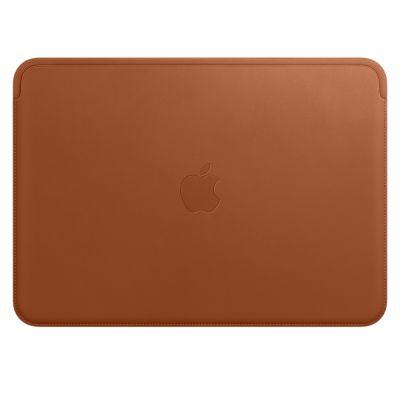 """Kožený návlek na MacBook 12"""" Apple - sedlovo hnedý"""