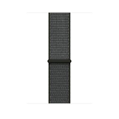 Apple Watch Sport Loop 42mm - tmavo zelený