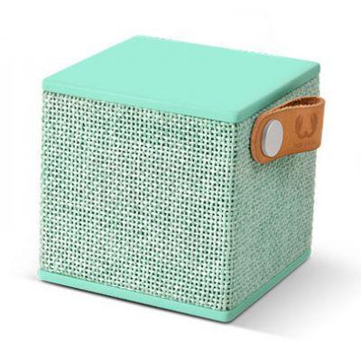 FRESH ´N REBEL Rockbox Cube Fabriq Edition Bluetooth reproduktor - pepermintový