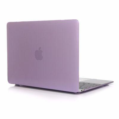 """SmartShell Crystal kryt pre MacBook Air 13"""" - purpurový"""