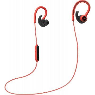 JBL Reflect Contour - bluetooth slúchadlá do uší - červené