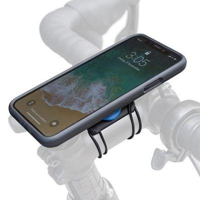 Držiak na bicykel na iPhone X Quad Lock Bike Kit
